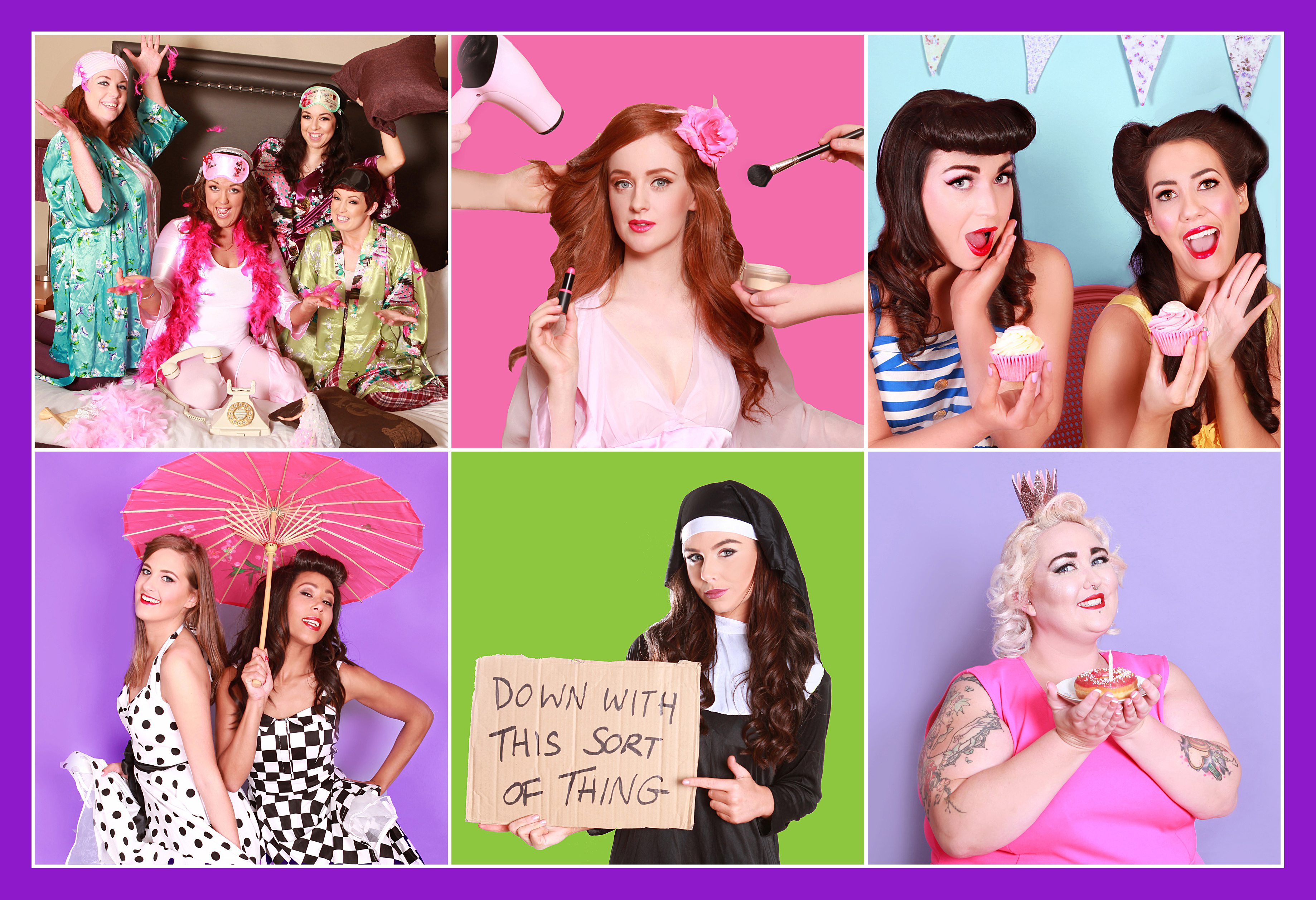 slumber hen party galway hen party with boudoir girls hen party ideas henparty activities galway , cool henparty ideas