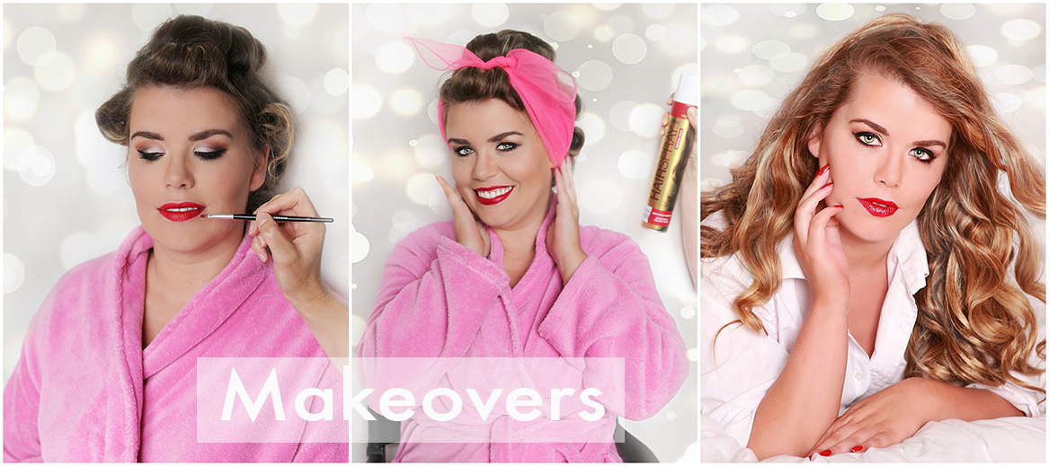 Makeover henparty ideas
