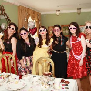 Rose Photoshoot Package - Hen Party Ideas