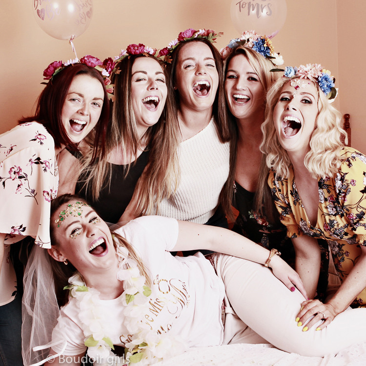 Boho Hen party Galway