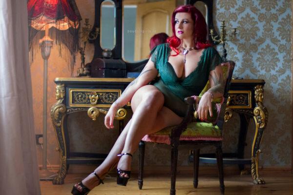 makeover photoshoot boudoir